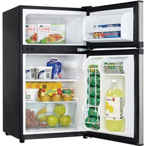 Which Is The Best 2 Door Compact Stainless Steel Fridge