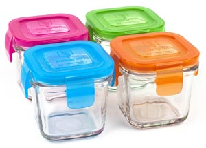 Top 10 Bpa Free Freezer Storage Containers Customization Cube Packaging