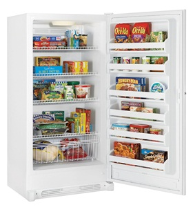 kenmore a big featurerich upright freezer with a small price tag - Upright Freezers
