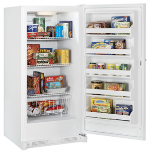 External dimensions are probably the first important consideration you have to take into account before making a freezer selection.  sc 1 st  Freezers & Kenmore 28432 upright freezeru201413.7 cu. ft.